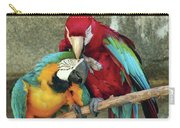 Macaw Love Carry-all Pouch