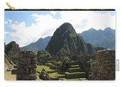 Macchu Picchu 10 Carry-all Pouch