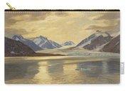 Macco, Georg 1863 Aachen - 1933   Glacier On Spitsbergen Carry-all Pouch
