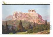 Macco, Georg 1863 Aachen - 1933   The Acropolis Of Athens. Carry-all Pouch