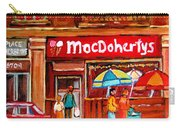 Macdohertys Icecream Parlor Carry-all Pouch