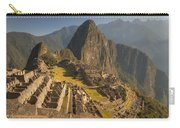 Machu Picchu At Dawn Near Cuzco Peru Carry-all Pouch