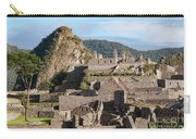 Machu Picchu City Archecture Carry-all Pouch