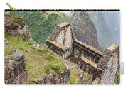 Machu Picchu From Huayna Picchu Carry-all Pouch