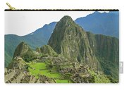 Machu Picchu - Iconic View Carry-all Pouch