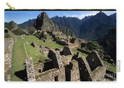 Machu Picchu Residential Sector Carry-all Pouch