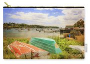 Mackerel Cove Dory And Dinghy   Carry-all Pouch