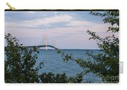 Mackinac Bridge 1 Carry-all Pouch