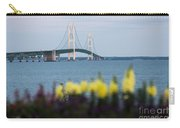 Mackinac Bridge 2 Carry-all Pouch