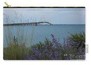 Mackinac Bridge 3 Carry-all Pouch
