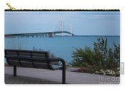 Mackinac Bridge 4 Carry-all Pouch