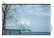 Mackinac Bridge Park Carry-all Pouch