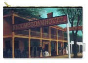 Macomb's Dam Hotel Carry-all Pouch