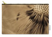 Macro - Dandelion Carry-all Pouch