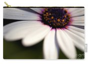 Macro Daisy Carry-all Pouch