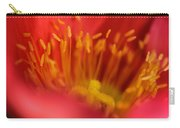 Macro Poppy 4 Carry-all Pouch