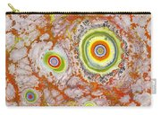 Macrocosm And Microcosm Carry-all Pouch