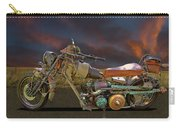 Mad Max Creater Motorcycle Carry-all Pouch