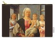 Mad-senigallia Piero Della Francesca Carry-all Pouch