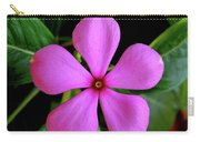 Madagascar Periwinkle Carry-all Pouch