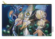 Madame Clawdia D'bouclier From Mask Of The Ancient Mariner Carry-all Pouch
