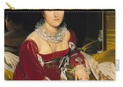 Madame De Senonnes Carry-all Pouch by Ingres