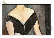 Madame G Van Muyden Carry-all Pouch