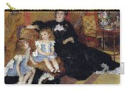 Madame Georges Charpentier Carry-all Pouch