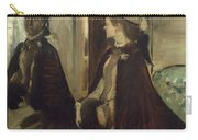 Madame Jeantaud In The Mirror Carry-all Pouch