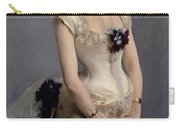 Madame Paul Poirson Carry-all Pouch by John Singer Sargent