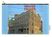 Madame Walker Theater, Indianapolis Carry-all Pouch