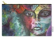 Madamoiselle By Reina Cottier Carry-all Pouch