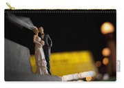 Made In China Bride And Groom Carry-all Pouch
