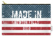 Made In Newton Falls, Ohio Carry-all Pouch