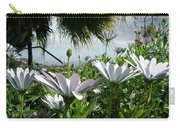 Madeira Daisies Carry-all Pouch