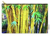 City Park Bamboo Grass Carry-all Pouch