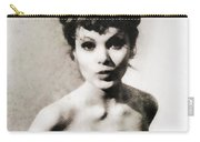 Madeline Smith, Vintage Actress Carry-all Pouch
