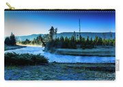 Madison River Yellowstone At Dawn Carry-all Pouch