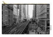 Madison St - Wabash Station - Chicago Loop Carry-all Pouch
