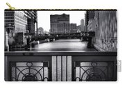 Madison Street Bridge - 3 Carry-all Pouch