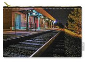 Madisonville Train Depot Carry-all Pouch