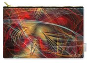 Madness Of Art Carry-all Pouch