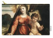 Madonna And Child 1525 Carry-all Pouch