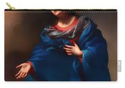 Madonna In Glory Carry-all Pouch