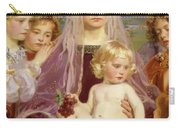 Madonna Of Giverny, 1901 Detail Carry-all Pouch