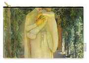 Madonna Of The Arbor Carry-all Pouch