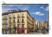 Madrid Spain Carry-all Pouch