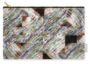 Mag 6 Abstract Painting Carry-all Pouch