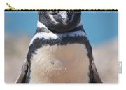 Magellanic Penguin In Argentina Carry-all Pouch