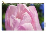 Magenta Bloom Carry-all Pouch